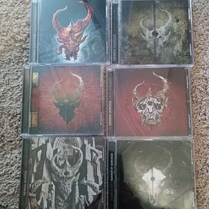 Other - Demon Hunter 6 CDs